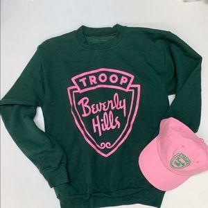 Youth troop Beverly Hills Sweatshirt